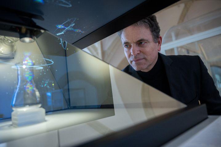 Visionär der Impfstoffhoffnung: Curevac-Mitgründer Ingmar Hoerr