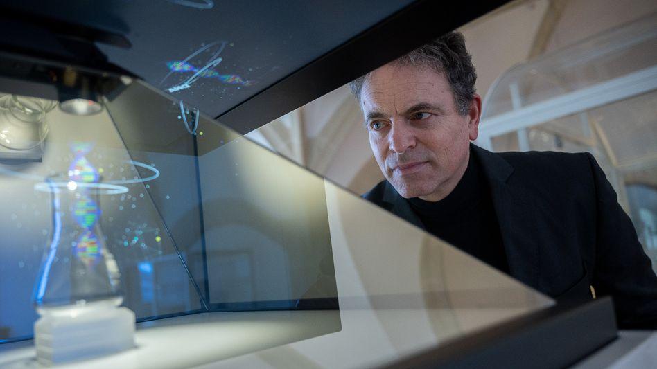 Visionär: Curevac-Mitgründer Ingmar Hoerr