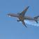 Triebwerk einer 777 fängt im Flug Feuer