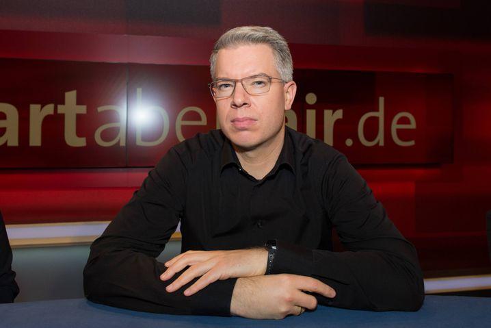 Frank Thelen ist Unternehmer, Start-Up-Investor und TV-Juror.