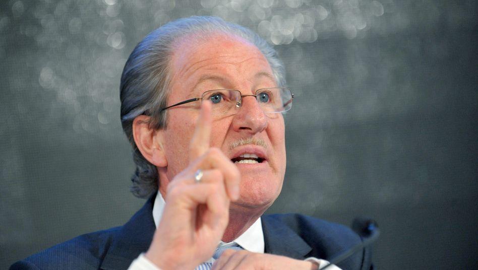 Wolfgang Reitzle: Der Linde-Chef verwöhnt die Aktionäre mit einer auf 2,70 Euro angehobenen Dividende