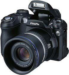 Eigene Chiptechnik: Fujifilm FinePix S5000