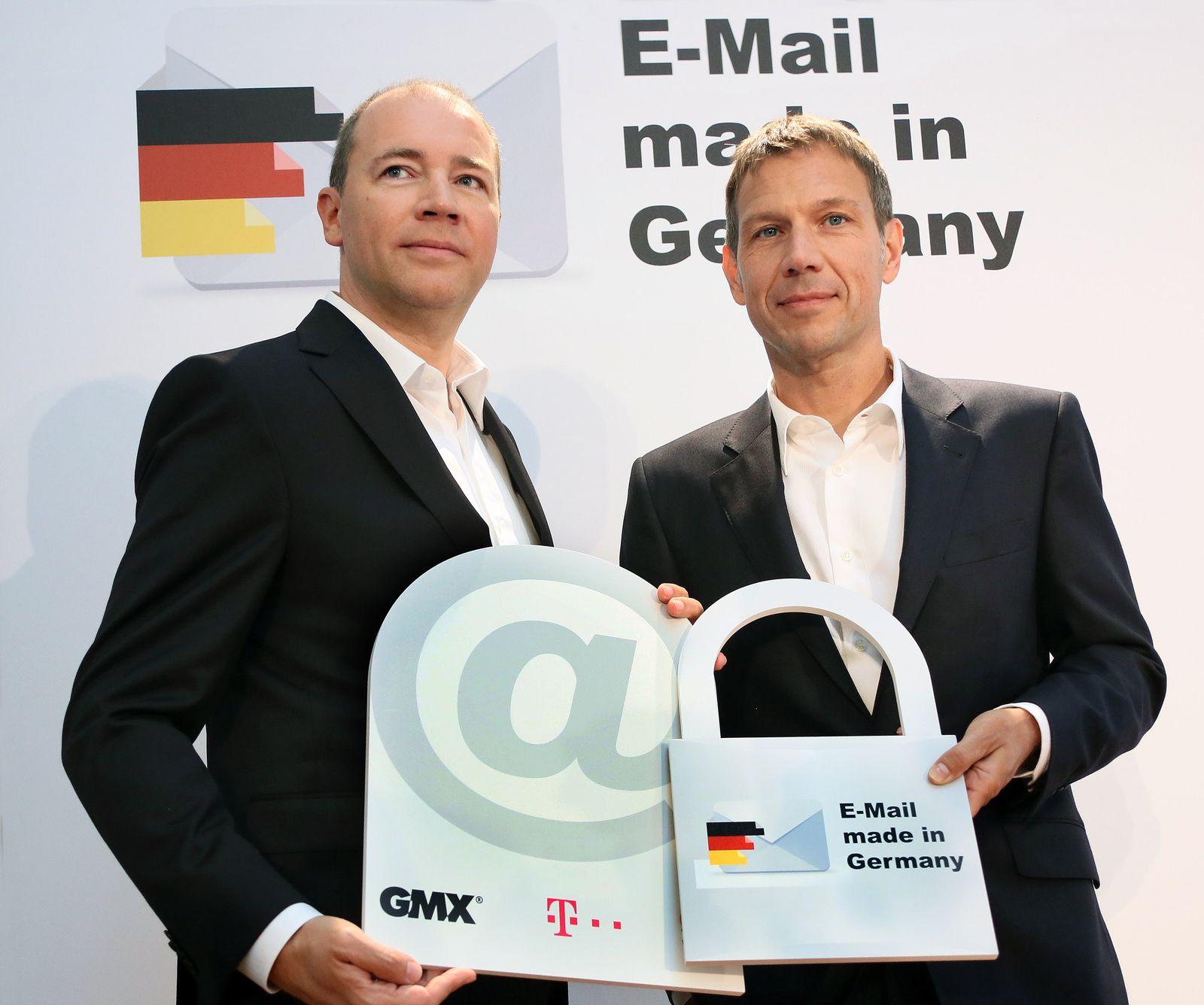 """NUR FÜR SPAM PK """"Sichere E-Mail"""""""
