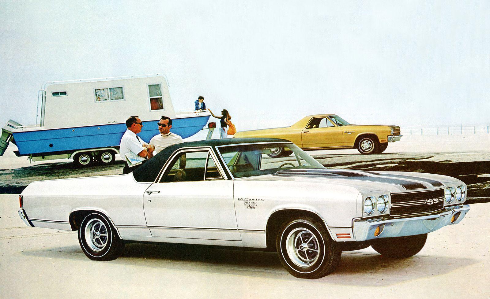 Die wichtigsten Chevrolets