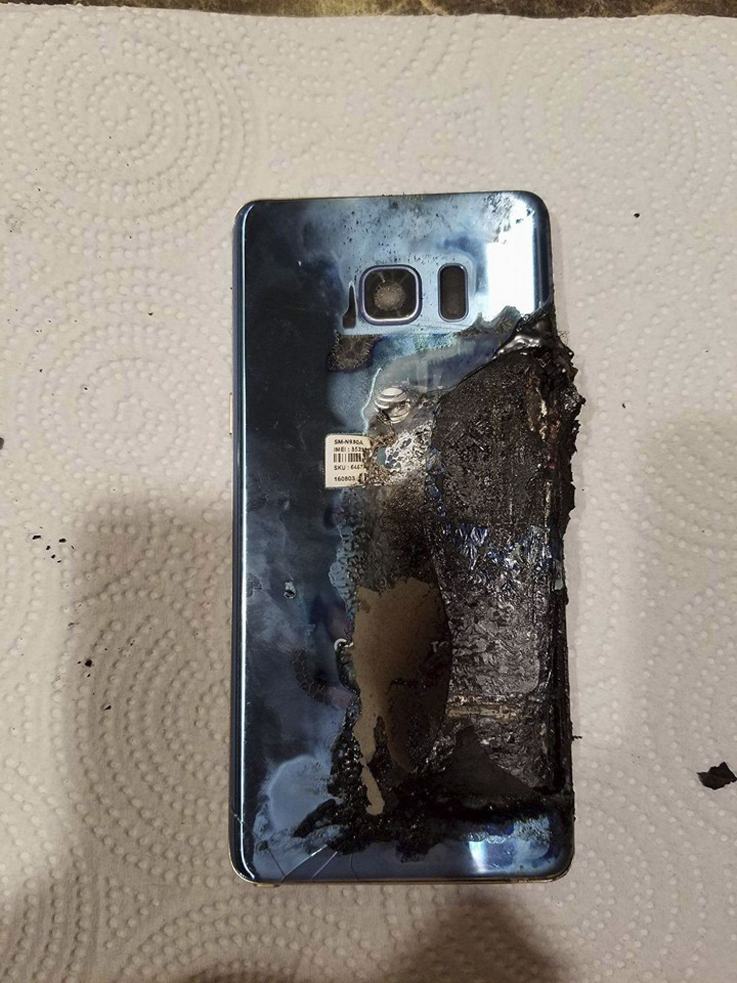 Samsung-After Note 7