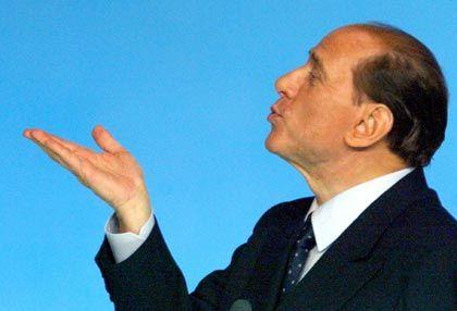 Silvio Berlusconi: Meine Villa ist größer