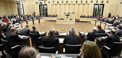 Neue Ordnung im Bundesrat: Landtagswahlen ändern Zusammensetzung