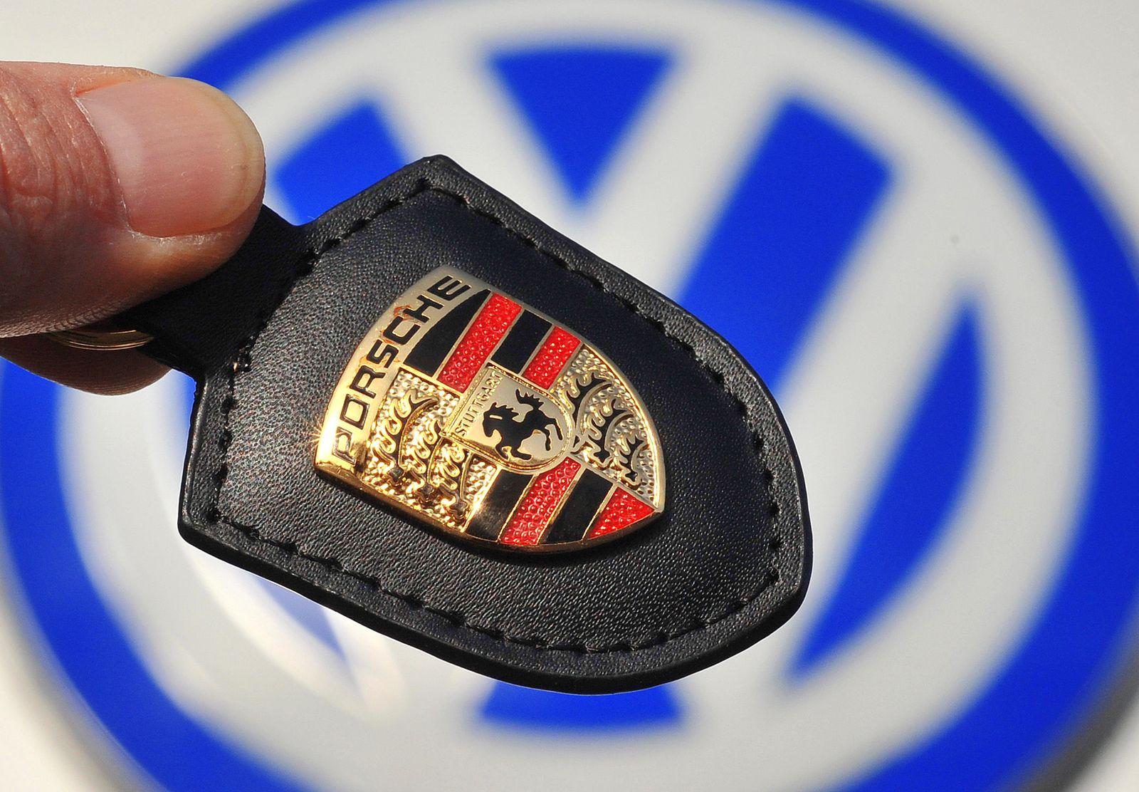THEMEN / Porsche VW