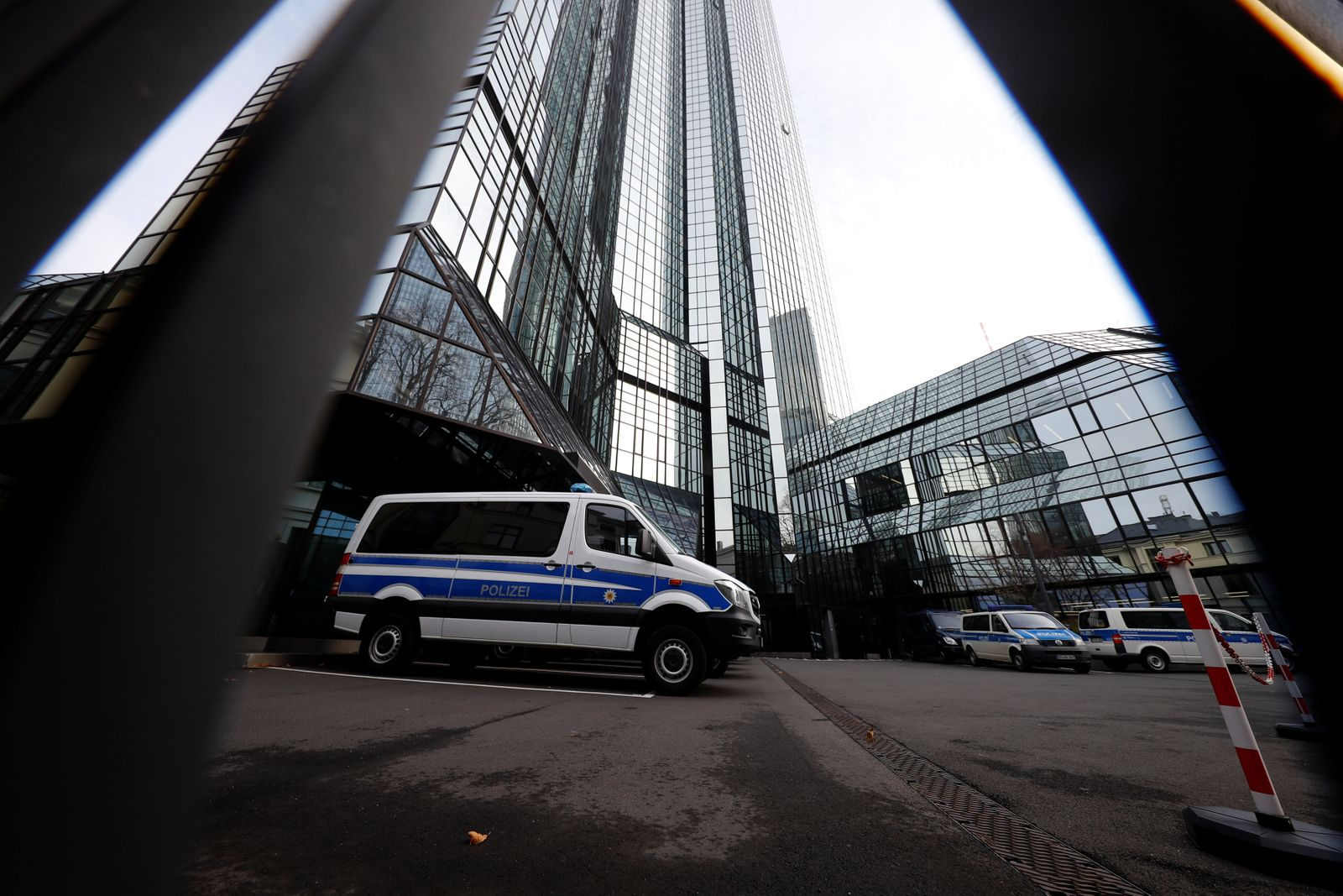 Deutsche Bank / Razzia