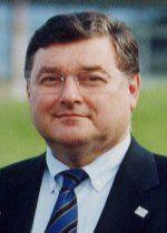 Weilt im Ausland: Ex-CEO Gert J. Reinhardt