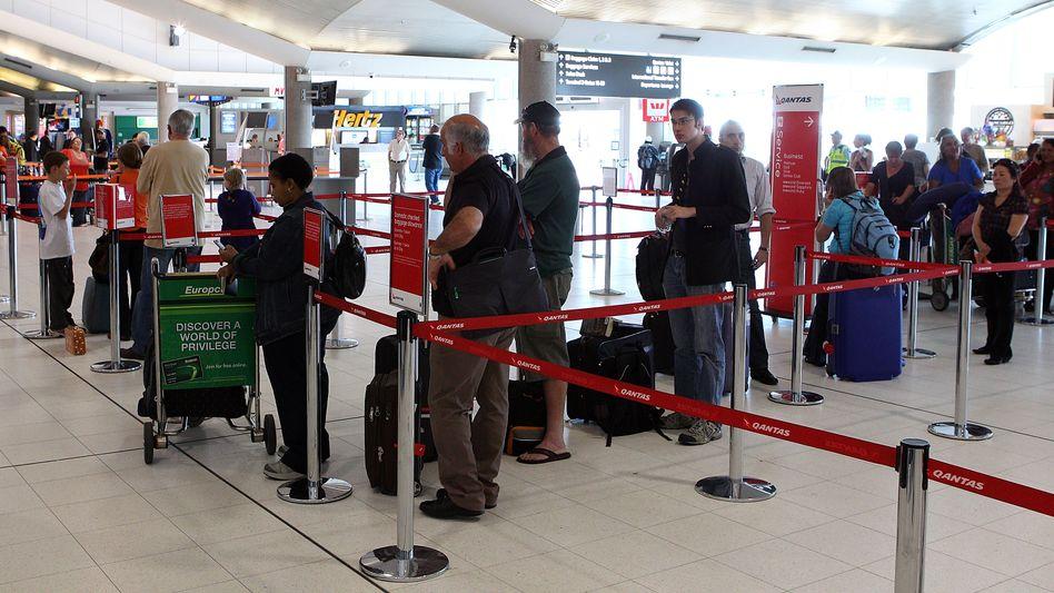 Nichts geht mehr: Qantas legt die gesamte Flotte vorläufig still