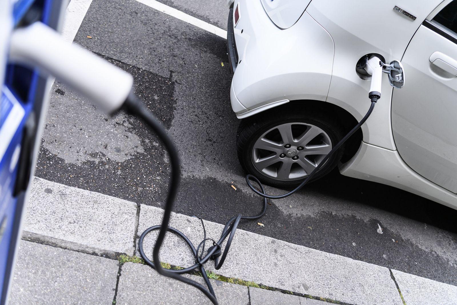 Ladestationen für Elektroauto