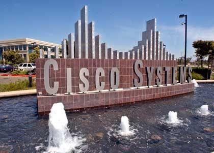 Etwas vorsichtiger blicken die Strategen in der Cisco-Zentrale in San Jose in die Zukunft