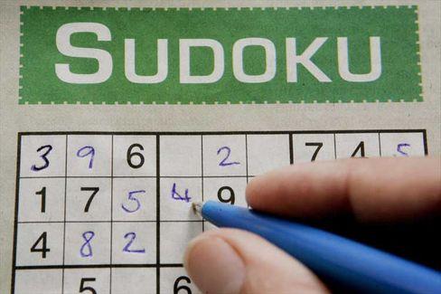 Logik gefragt: Für Sudokus braucht man keine besondere Begabung für das Kopfrechnen