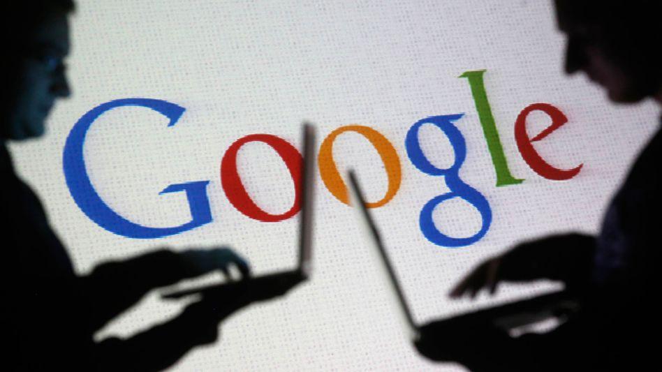 """""""Always on"""": Während der Pandemie verbringen Menschen deutlich mehr Zeit im Internet - die Alphabet-Tochter Google profiterte davon"""