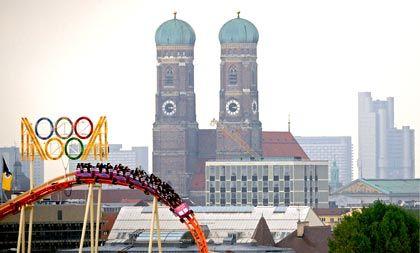 Rasant Abwärts: Der Büromarkt von München ist eingeknickt