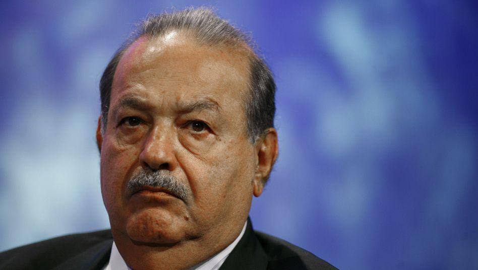 Carlos Slim: Der mexikanische Milliardär ist unzufrieden mit dem Verkaufspreis von E-Plus