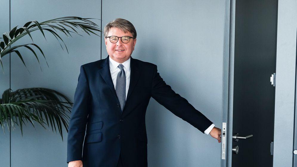 Türöffner: Vom Lehrer zum Unternehmensberater zum Banker zum Konzernlenker ist Theodor Weimer im Lauf seiner Karriere geworden. Die nächste Station? München lockt.