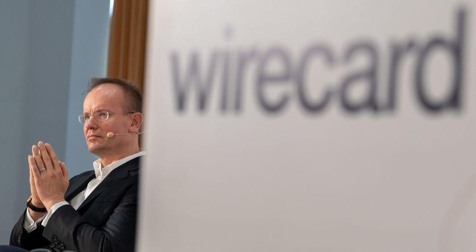 Wirecard-Chef Markus Braun (Archivaufnahme, April 2019)