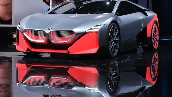 Automesse: Futuristische Sportwagen - die Neuvorstellungen auf der IAA