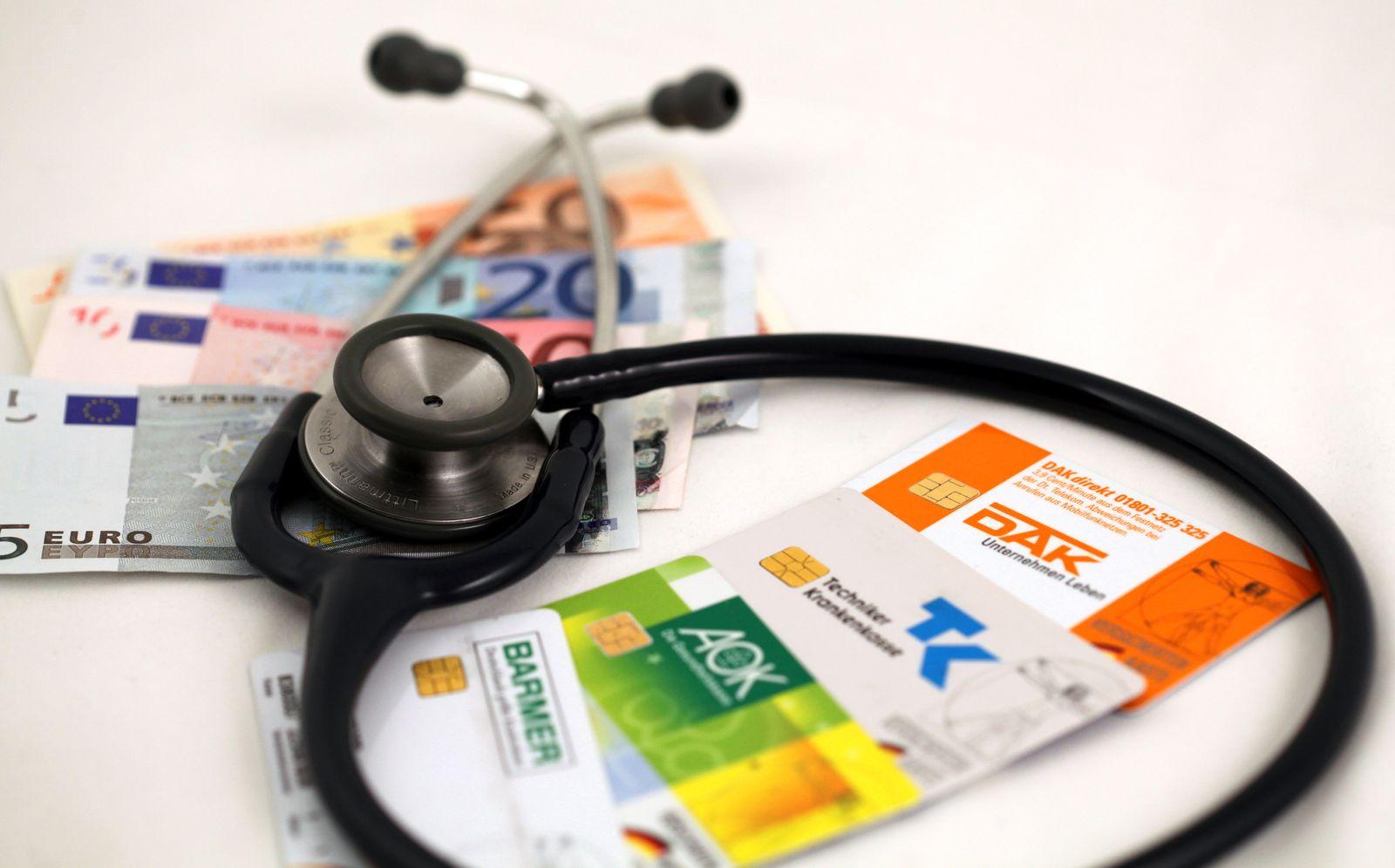Krankenkasse / Leistungen / Versicherung