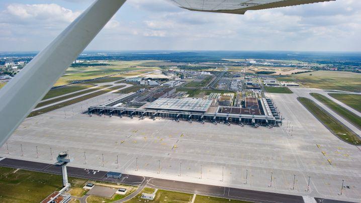 Flughafen Berlin Brandenburg: Kaputter Brandschutz und 66.000 andere Mängel