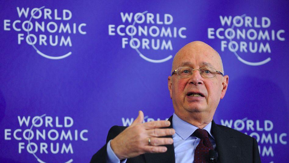 WEF-Gründer Klaus Schwab