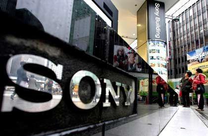 Sony in der Krise: Der Nettogewinn ist im vergangenen Quartal um 94,8 Prozent gesunken