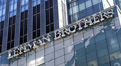 Alter Glanz: Zentrale der Lehman Brothers in New York