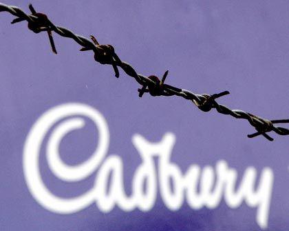 In Verteidigungsstellung: Cadbury wehrt sich