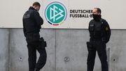 Razzia beim Deutschen Fußballbund