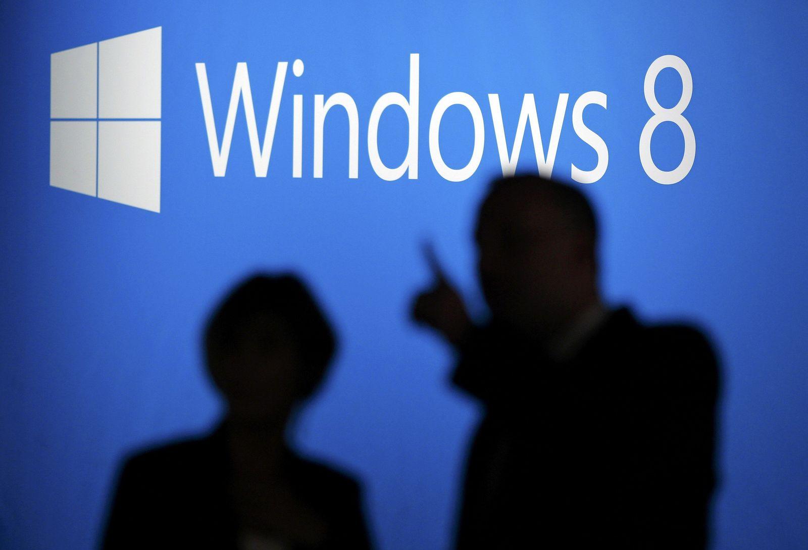 Windows 8 Präsentation
