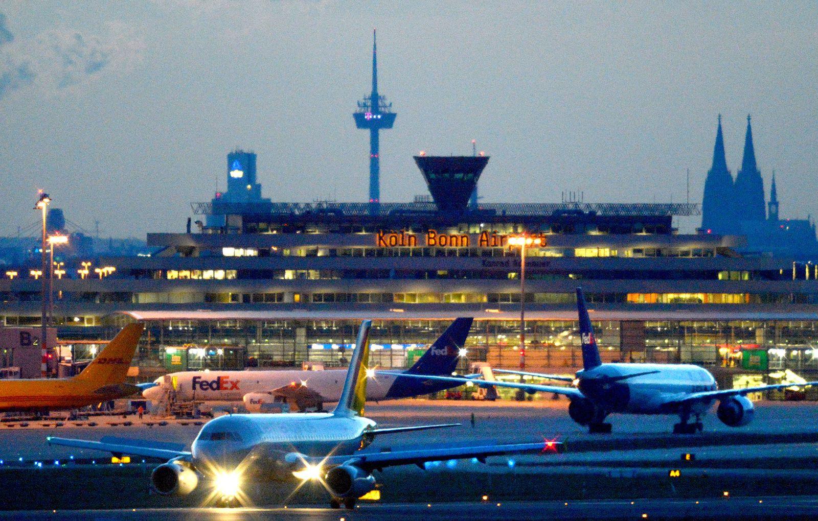 Groko/ Flughafen Köln/Bonn
