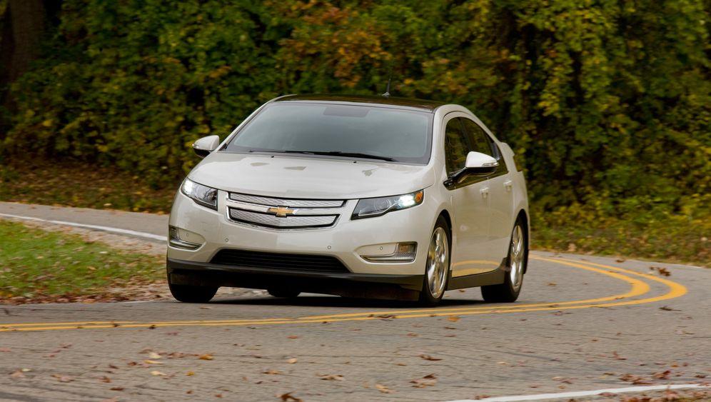 Volt und Co.: Auf diese Elektroautos stehen die Amerikaner
