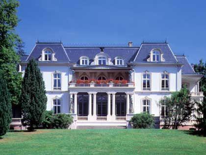 Ort der Fortbildung: Das elegante Palais Biron