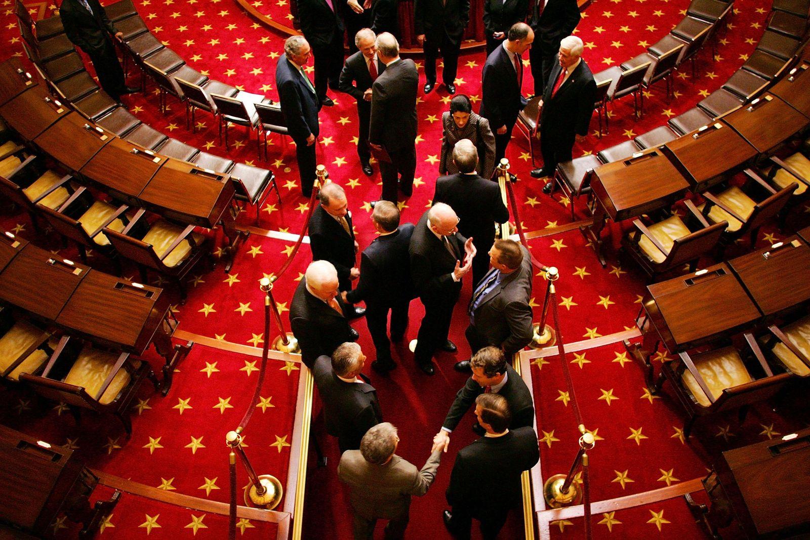 USA Senat XXL