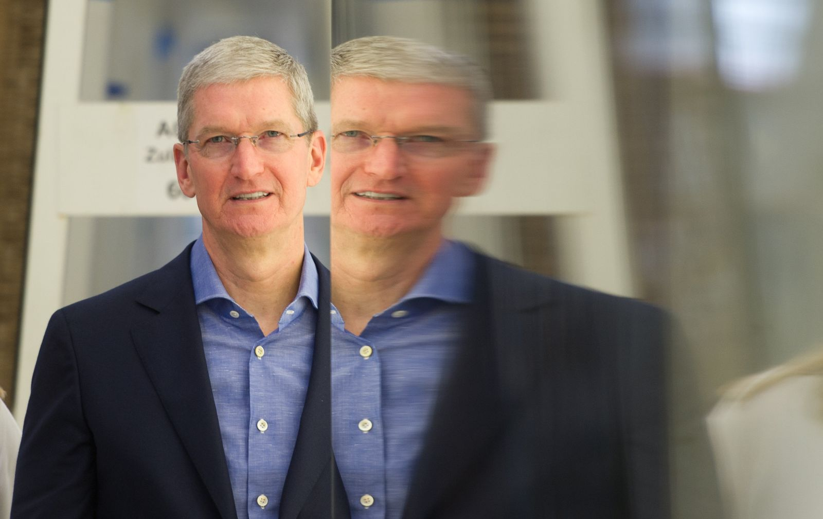 Apple / Tim Cook / Seele