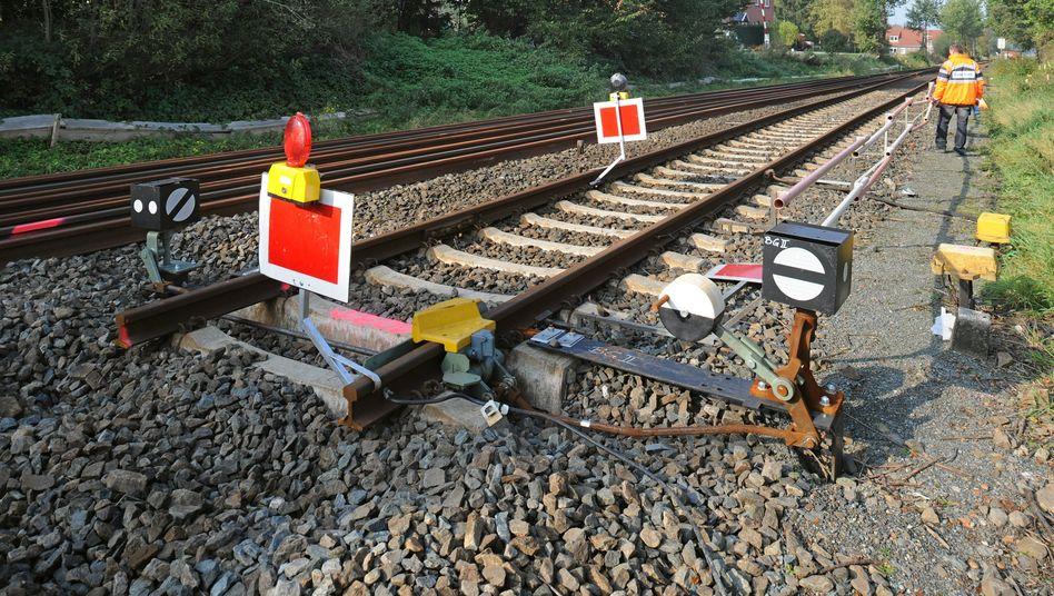 Schluss mit teuren Schwellen: Die Bahn klagt gegen Stahlhersteller