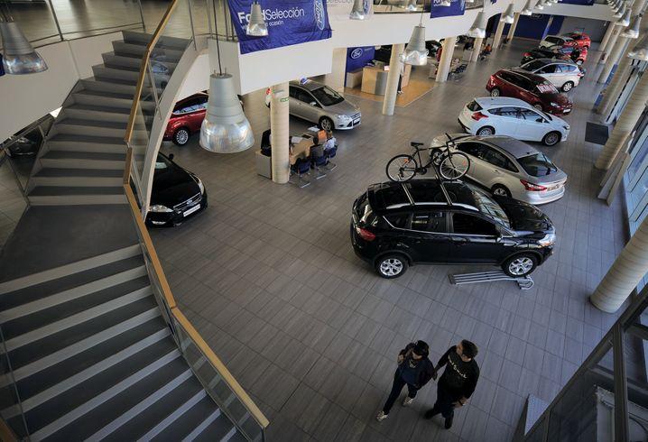 Spanischer Autohändler: Gegen VW wird in Spanien bereits wegen Subventionsbetrug und Verstoß gegen Umweltgesetze ermittelt