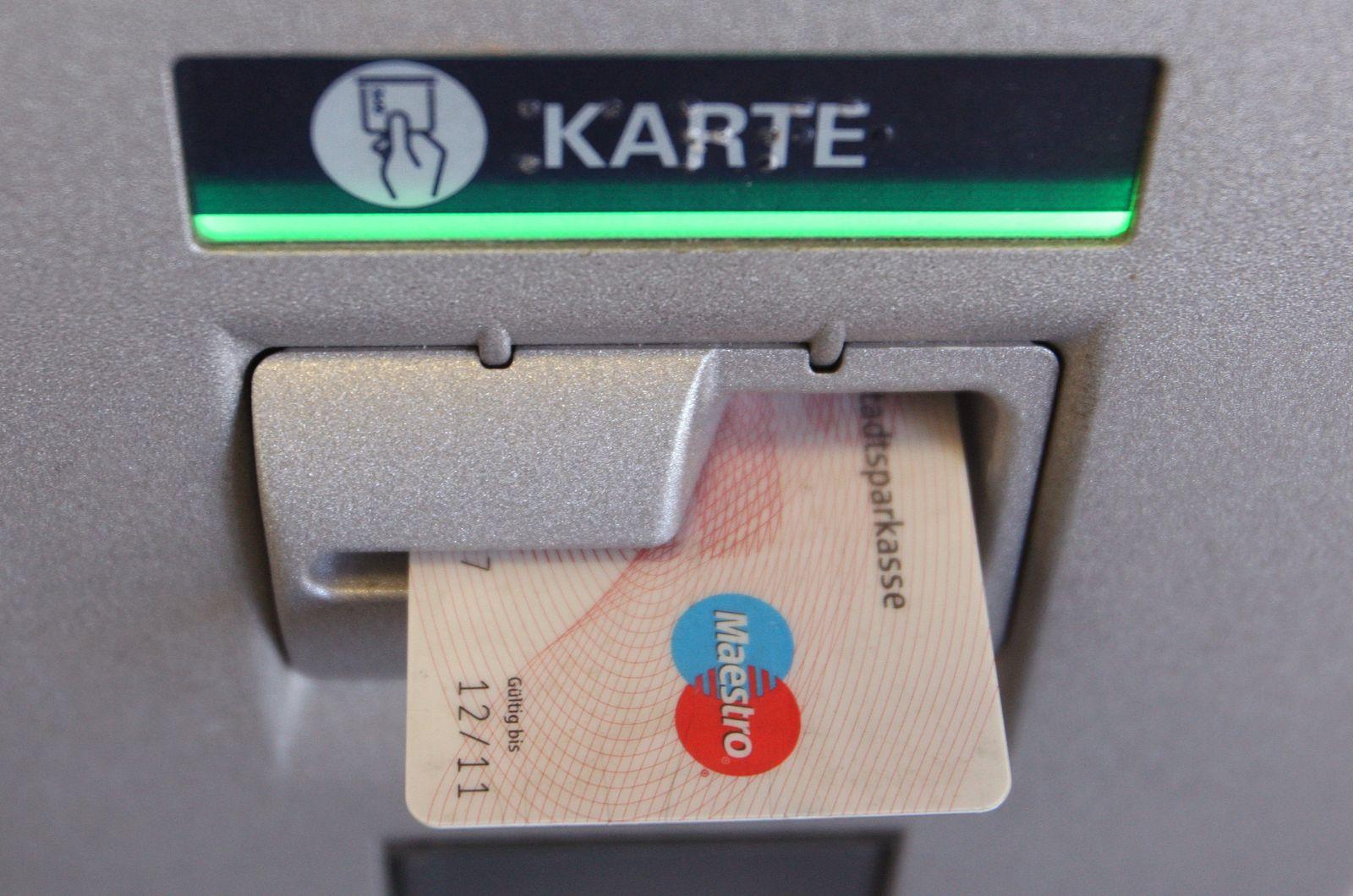 Sparkasse EC-Karte