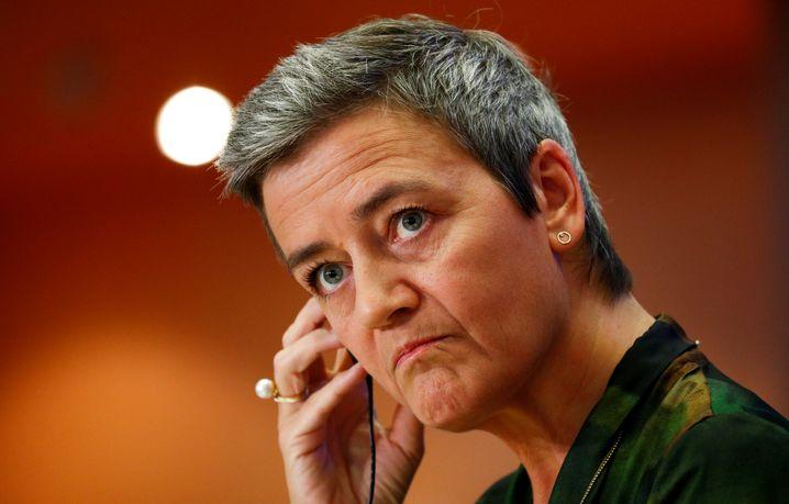 EU-Kommissarin Vestager traf sich bereits mit Frankreichs Wirtschaftsminister