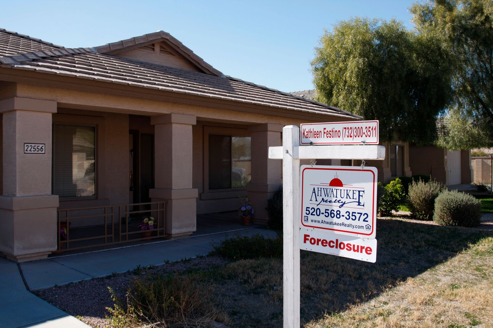 Arizona / Zwangsversteigerung / Haus / Hausverkauf