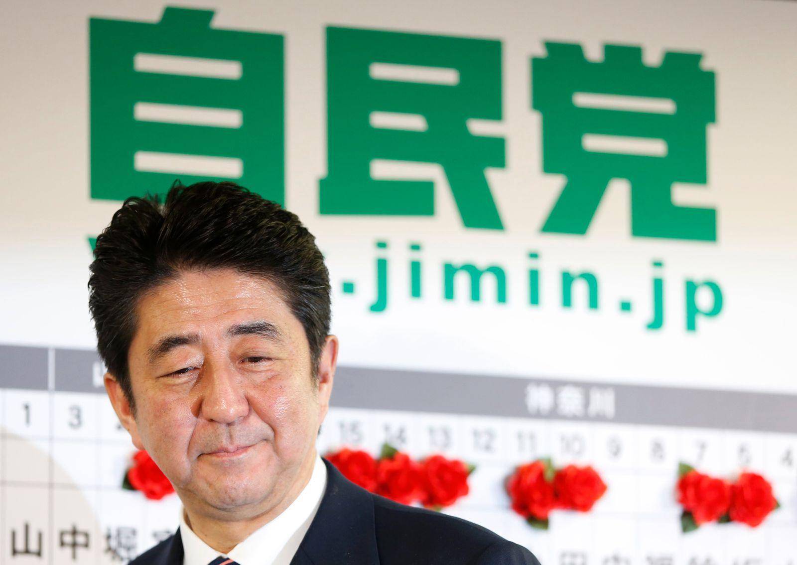 Japan Wahlen