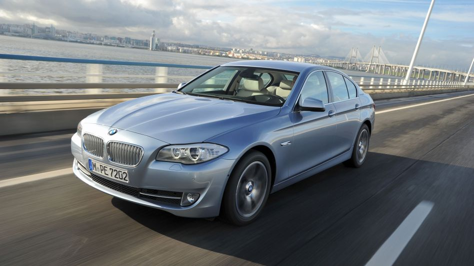 BMW 5er Hybrid: Investitionen in neue Antriebe stark gestiegen