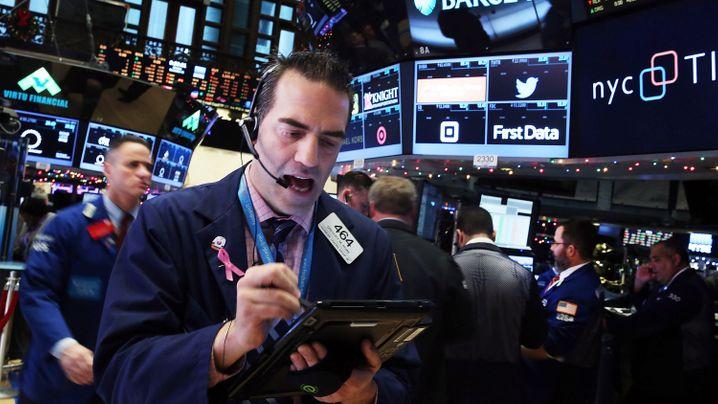 Aktien, Gold und Mexikos Peso: So zeigen die Finanzmärkte, dass sie Clinton vorne sehen