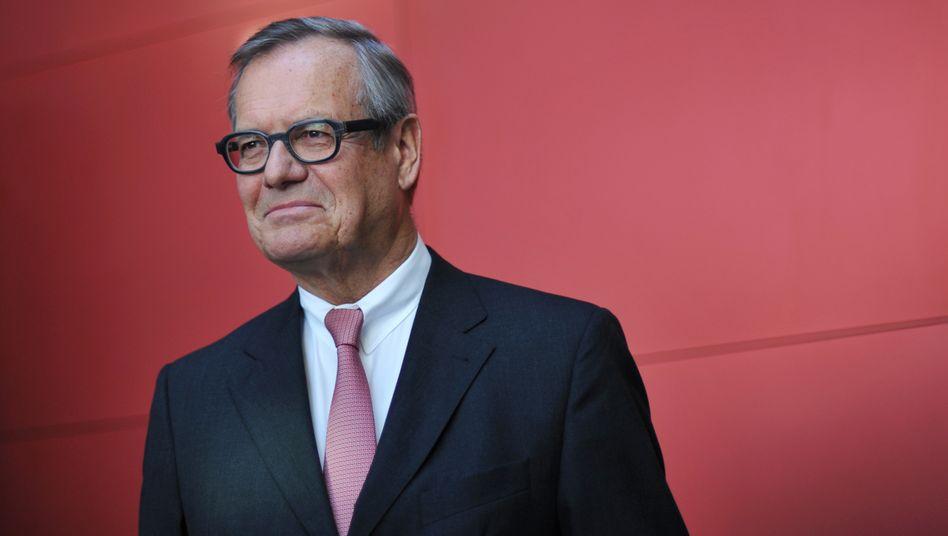 Klaus Eberhardt: Der Amtsinhaber soll noch zwei Jahre dranhängen.