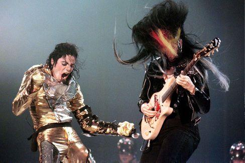Goldjunge: Michael Jackson dürfte der Branche nach seinem Tod noch deutlich höhere Erlöse bescheren
