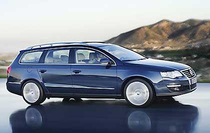 Bevorzugte(r) Variant(e): Familien-Kombi VW Passat
