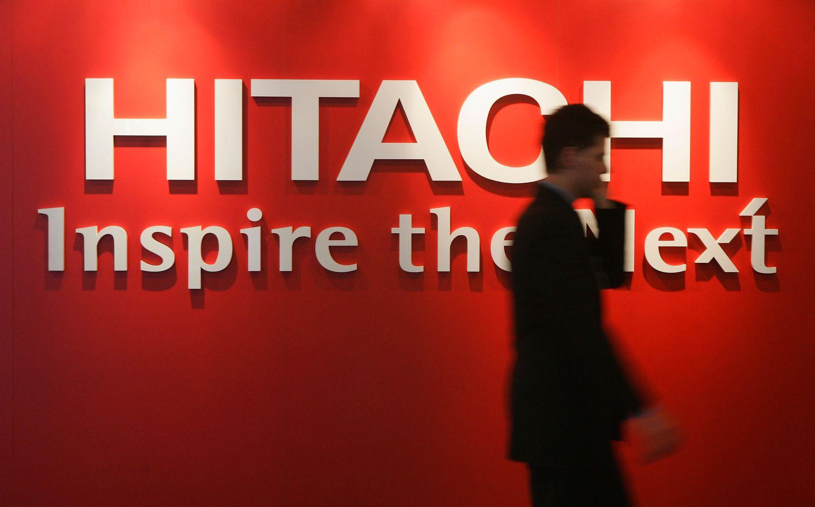 Hitachi / Atomkraft