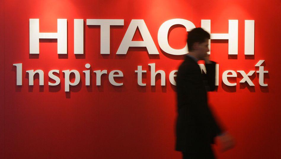 Streckt die Fühler nach Italien aus: Der Mischkonzern Finmeccanica muss sich entschulden, Japans Industriekonzern Hitachi kommt das gerade recht